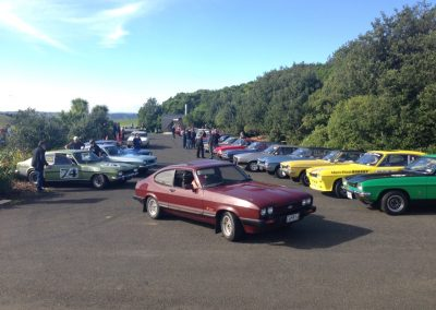 Capri agm 2015 Display at Raglan