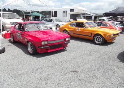 HSS Ron Finlay Capri V8